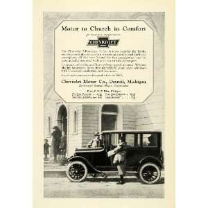 Church Car Models Pricing   Original Print Ad