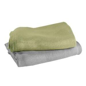 100 Percent Bamboo Fiber Travel Blanket by BedVoyage Home