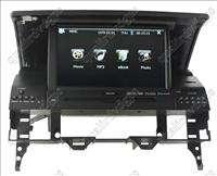 DVD GPS Navigation Radio headunit for 2003  2007 MAZDA 6 sport
