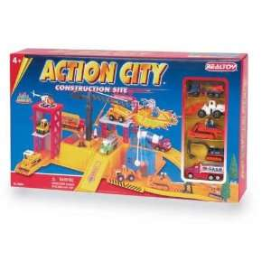 Action City Construction Site: Toys & Games