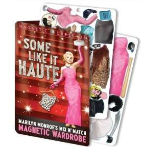 Some Like It Haute Marilyn Monroe Magnetic Dress up Toys & Games