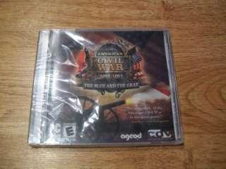 American Civil War   New #e52513 (PC Games) 852898000958