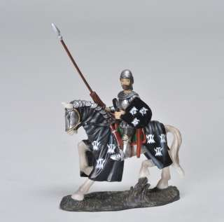 WARRIOR ON HORSE ARMOR SHIELD SPEAR.CHIVALRY FIGURINE/STATUE.NEW