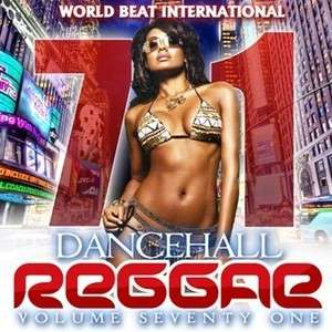 DJ Ron Don Dancehall Reggae 71 Party Rasta Mix CD