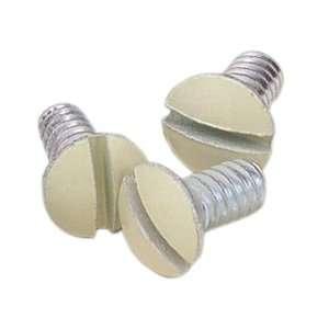 Leviton 86400 PRT 5/16 Inch Long 6 32 Thread, Oval Head Milled Slot