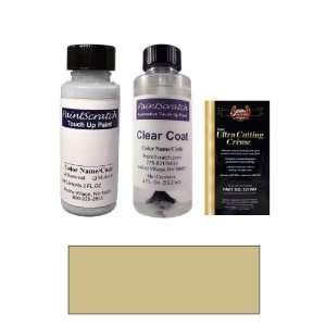 2 Oz. Imperial Gold Metallic Paint Bottle Kit for 1980