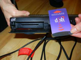 DISH NETWORK Cable Box Satellite Receiver Remote Card DISH 311