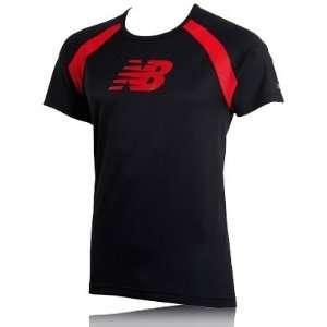 New Balance Large Logo Short Sleeve T Shirt  Sports