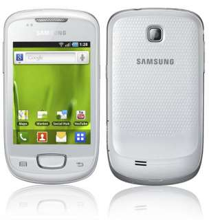 product information brand new samsung galaxy mini gt s5570 white