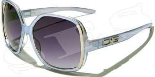 espanol portugues dg eyewear sunglasses shades womens retro light blue
