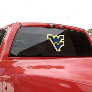 West Virginia Mountaineers Team Logo Window Decal