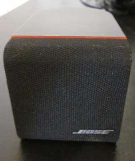 600 Home Theater Surround Sound Stereo Speaker System Excellent |