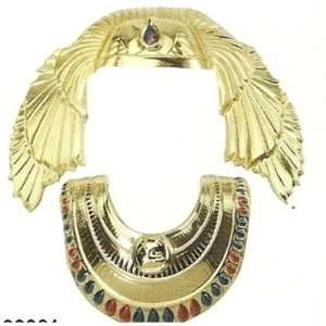 Egyptian Pharoah Royalty KING TUT Headpiece & Neckpiece