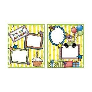 Birthday Boy Scrapbook kit: Home & Kitchen