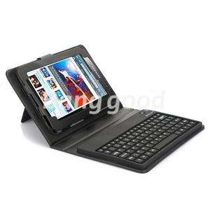 Bluetooth Wireless Keyboard Case for Samsung Galaxy Tab