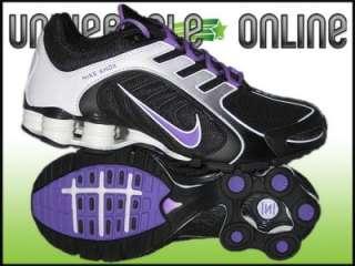 a4c0337b083095 ... coupon code for womens nike shox navina size 9.5 black purple white  running max plus 1a4e3