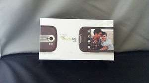 HTC MyTouch Slide 4G Box & Manuals ONLY NO PHONE or ACCESSORIES