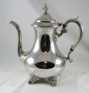 page bread crumb link antiques silver silverplate tea coffee pots sets