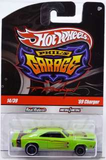 HOT WHEELS LIME GREEN 69 DODGE CHARGER #R3778 NRFP MINT 027084801484