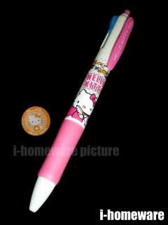 Hello Kitty Mechanical Pencils Pens Sanrio License Party Gift