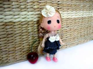 Korea Ddung Doll Backpack Ornaments Doll Cute baby ddung dolls