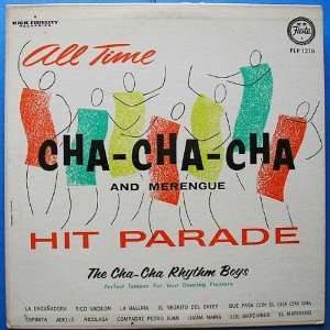 Cha and Merengue Hit Parade [Vinyl LP] The Cha Cha Rhythm Boys Music