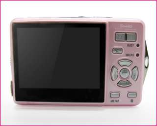 Hello kitty pink cute 12.0 MP digital camera 4 digital zoom 32mb 2.4
