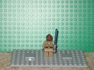 LEGO STAR WARS Mace Windu Minifig 7752 Mini Figure