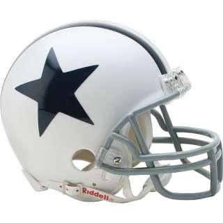 Dallas Cowboys Helmets Riddell Dallas Cowboys Replica Mini Throwback