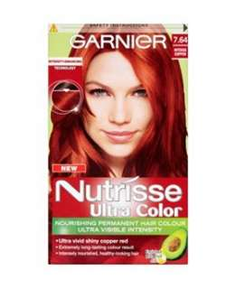Garnier Nutrisse Ultra Color Nourishing Permanent Hair Colour 7.64
