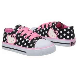 Kids Hello Kitty  Hello Kitty Black/Pink/White Shoes