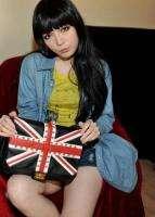 UK Flag Union Jack Women Rivet Stud Bag Handbag