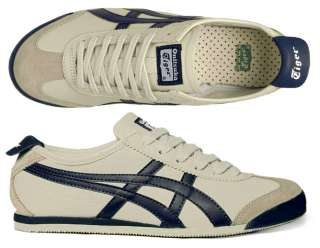 Asics Schuhe Onitsuka Tiger Mexico 66 beige/navy/latte