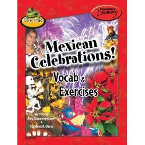 Mexican Celebrations Spanish Activity Book Teachers
