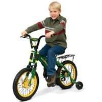 JOHN DEERE HEAVY DUTY 16 TRAINING / BIKE BICYCLE NEW