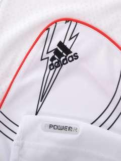 Adidas Predator Mens ClimaCool Soccer Training Jersey – White Shirt