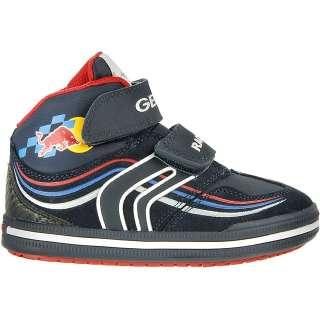 Geox Bull Red J13h9a Kinder Klett On Schuhe Blau Popscreen dCxshtrQ