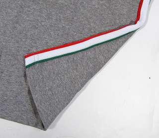 DOLCE & GABBANA° Ribbed Tank Top Muskel Shirt Grau NEU