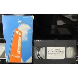 HARVESTER VHS THE POWER TO SHAPE TH FUTURE Everything Else