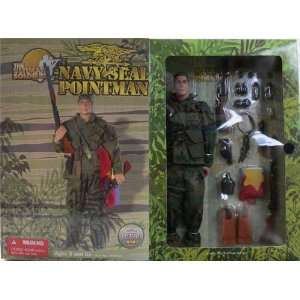 Vietnam U.S. Navy Seal Pointman 1/6 Scale 12 Figure MIB Toys & Games