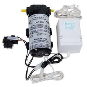 Pressure Booster Pump for Stealth Units: Home & Kitchen