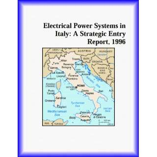 Electrical Power Systems in Italy A Strategic Entry