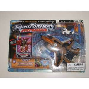 Transformers Armada powerlinx Thrust & Inferno Mini con