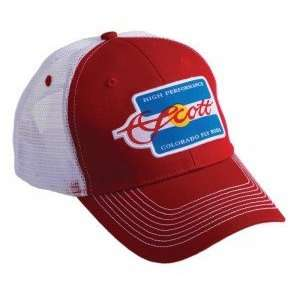 Fly Rod Co. Colorado Flag Trucker Hat
