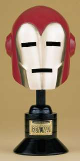 IRON MAN LIMITED ED COLLECTIBLE FULL HELMET REPLICA NEW