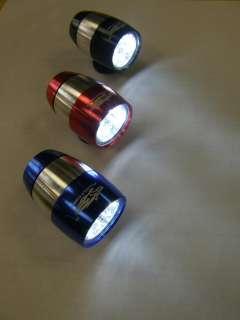 bulbs LED Light for bike bikes bicycles aluminum casing FREE
