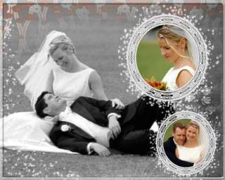 MultiLayered PSD Wedding Album Templates 4 Photoshop V3