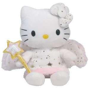 Ty UK Hello Kitty Gold Angel Plüschfigur  Spielzeug