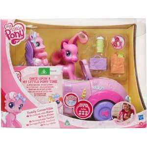My Little Pony 93238   My Little Pony Baby & Mama Pony Flitzer inkl