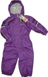 Color Kids.Ski Anzug, Schneeanzug, Jacoba Overall, pansy, 101273 04119
